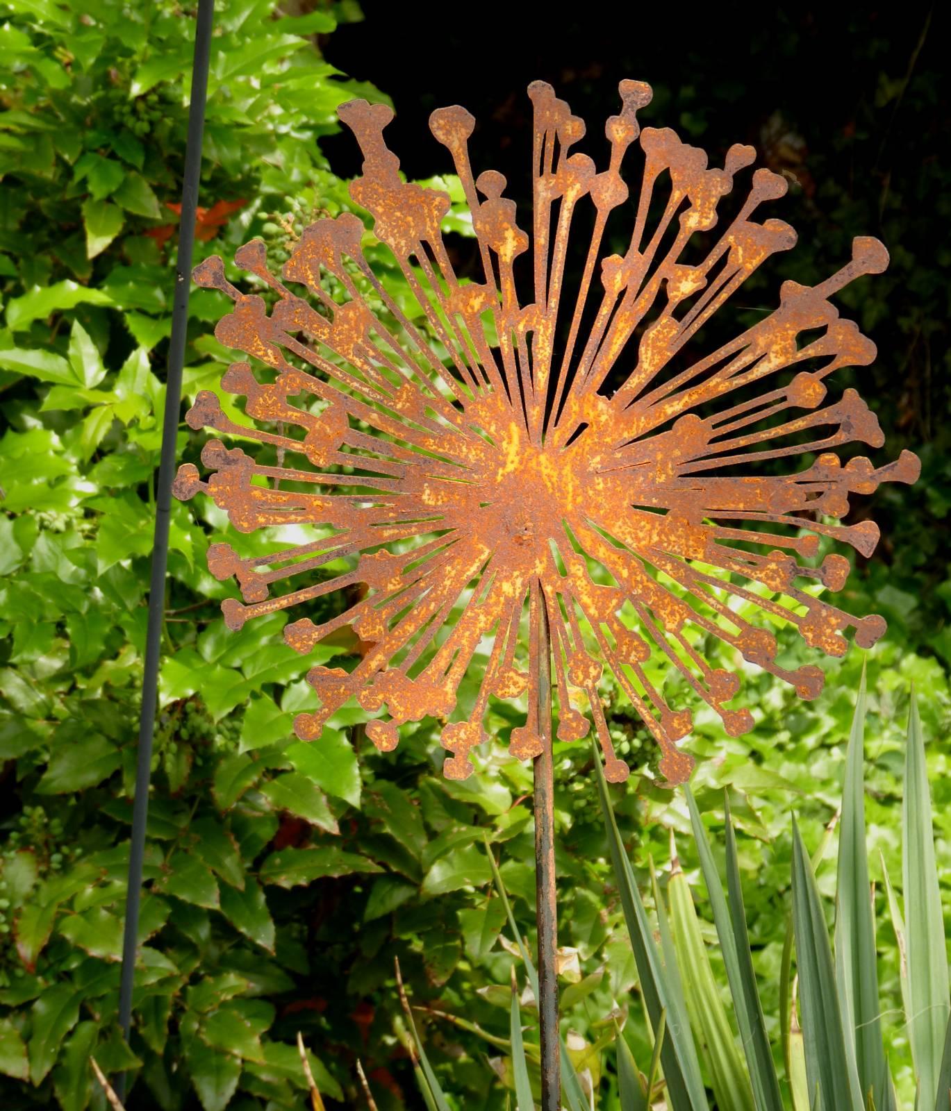 Luxus Rost Im Garten Design