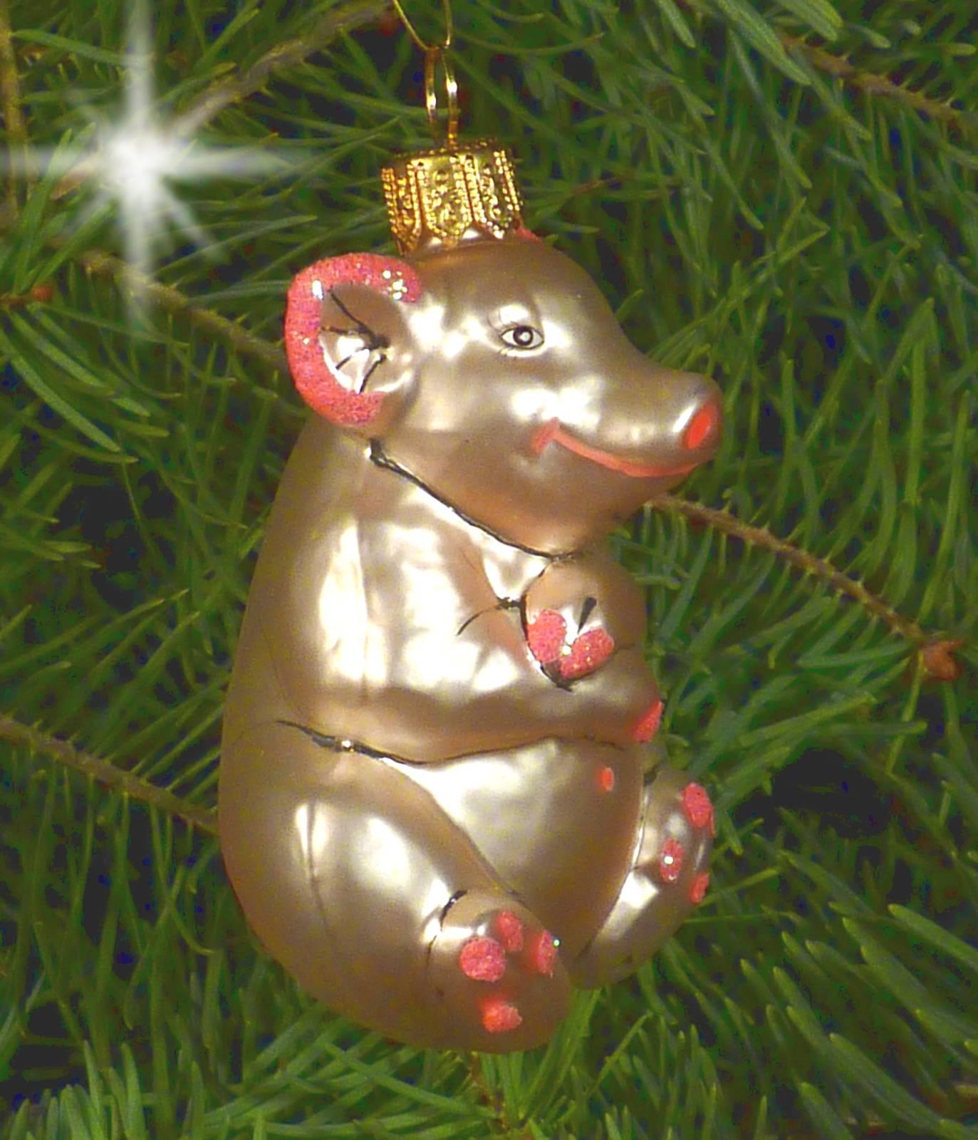 Miss Piggy Weihnachten